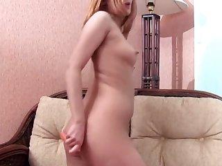 Slut Pussy Food Play Closeup