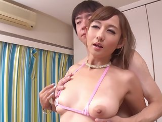 Asian slut can't have from penetration