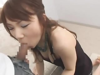 Japanese college girl get fuck with her jeans 3