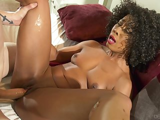 The Raunchy Mommy Next Door Misty Stone Fucks